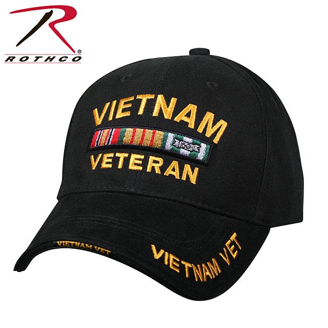 cf0910958f6af Vietnam Veteran Insignia Cap